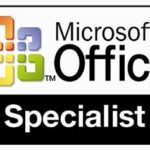 Microsoft Office Specialist - MOS