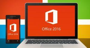 Aplicaciones ofimáticas : office-2016