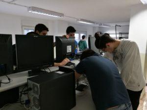 Alumnos Grado Medio Sistemas Microinformaticos y Redes