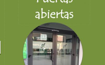 Jornada de puertas abiertas – Gregorio Fernández 2018