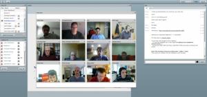 Webinar - videoconferencias